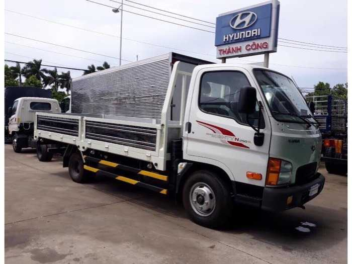 Hyundai sản xuất năm Xe tải sản xuất năm 2018 Số tay (số sàn) Xe tải động cơ Dầu diesel