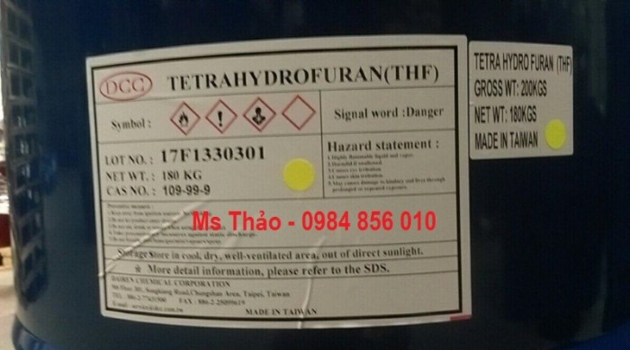 Tetrahydrofuran 99%-Basf3