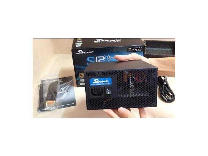 Nguồn máy tính seasonic 620w s12ii2