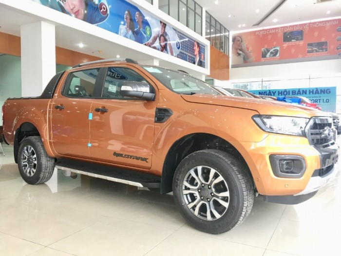 RANGER WILDTRACK 2.0L 4*4 BITURBO