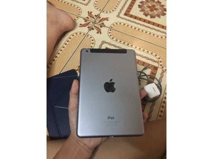 ipad mini 2 bản 3G 32g gray1