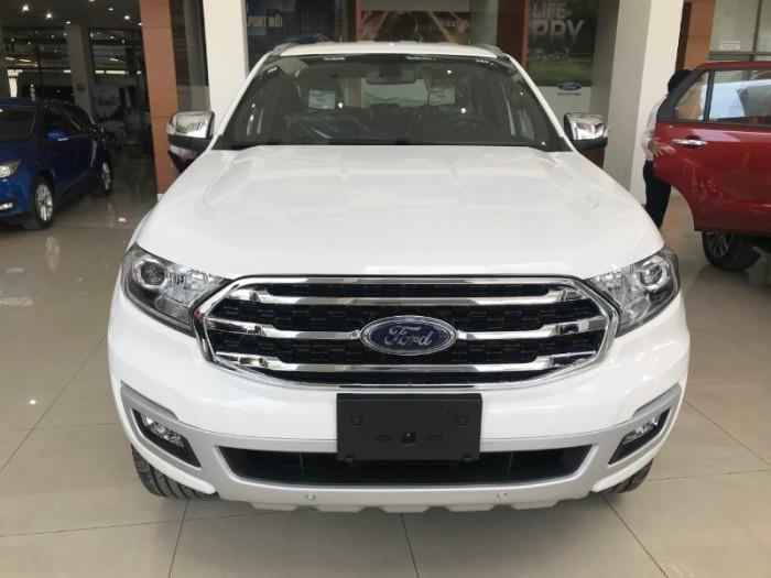 Ford Everest sản xuất năm 2019 Số tự động