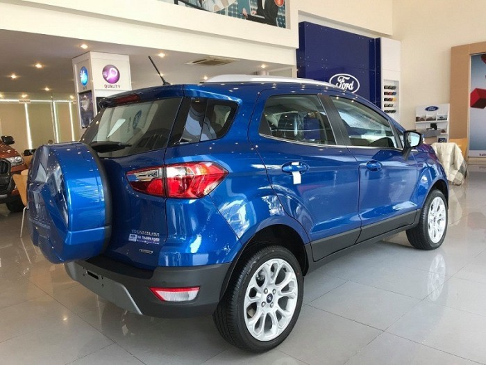 Ford Ecosport Titanium 1.0L AT 4WD 2019 0