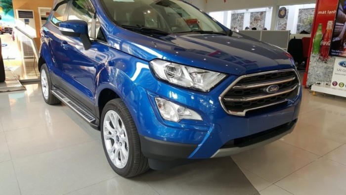 Ford Ecosport Titanium 1.0L AT 4WD 2019 1