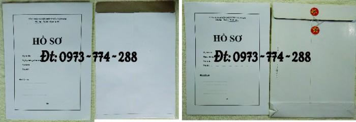 Túi hồ sơ công chức mẫu b0113