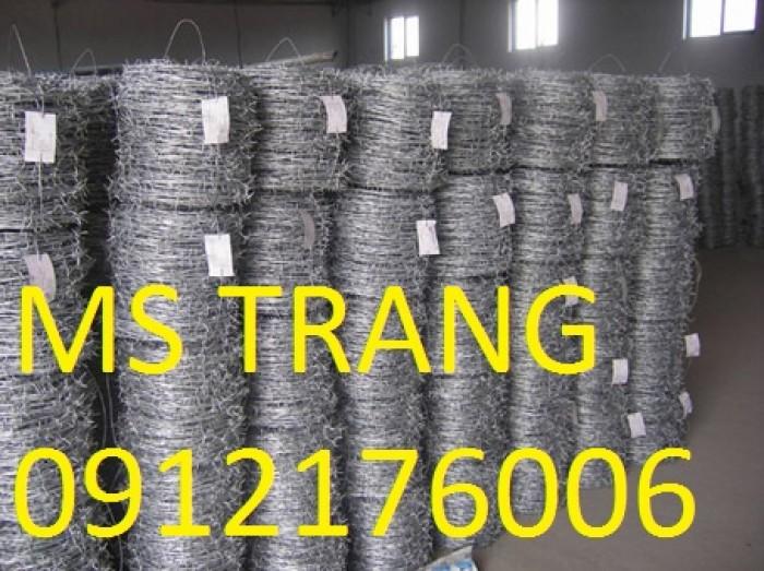 Dây thép  gai hình dao giá tốt tại Hà Nội2