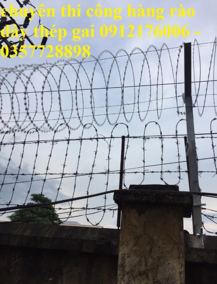 Dây thép  gai hình dao giá tốt tại Hà Nội27