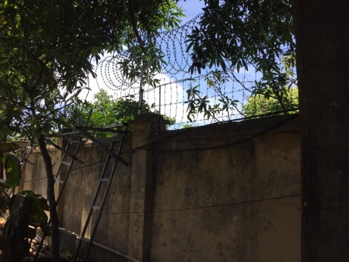 Dây thép  gai hình dao giá tốt tại Hà Nội16