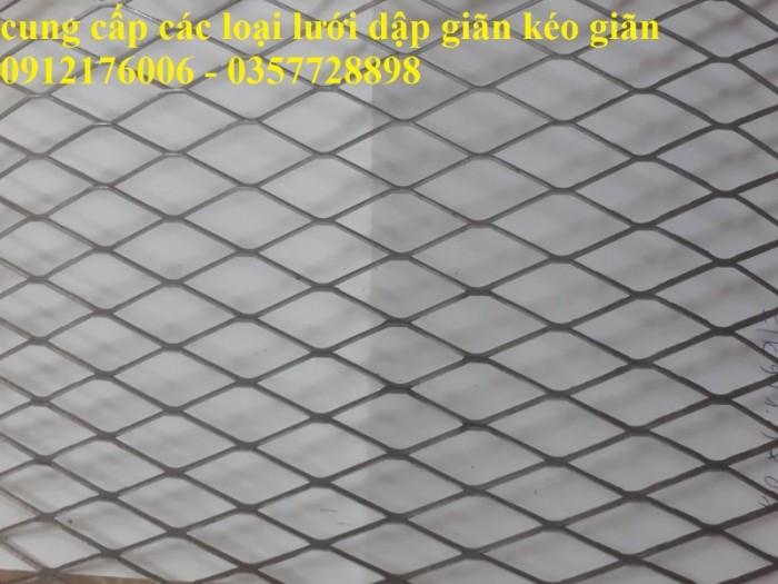 Lưới trám, lưới hình thoi, lưới kéo giãn3