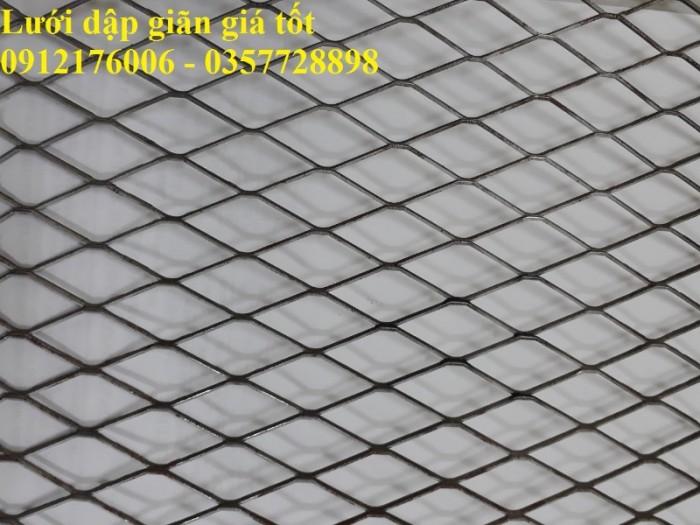 Lưới trám, lưới hình thoi, lưới kéo giãn5