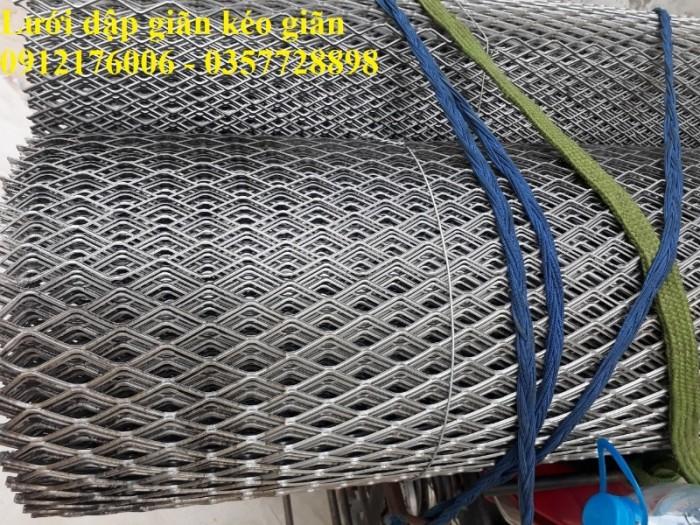 Lưới trám, lưới hình thoi, lưới kéo giãn16