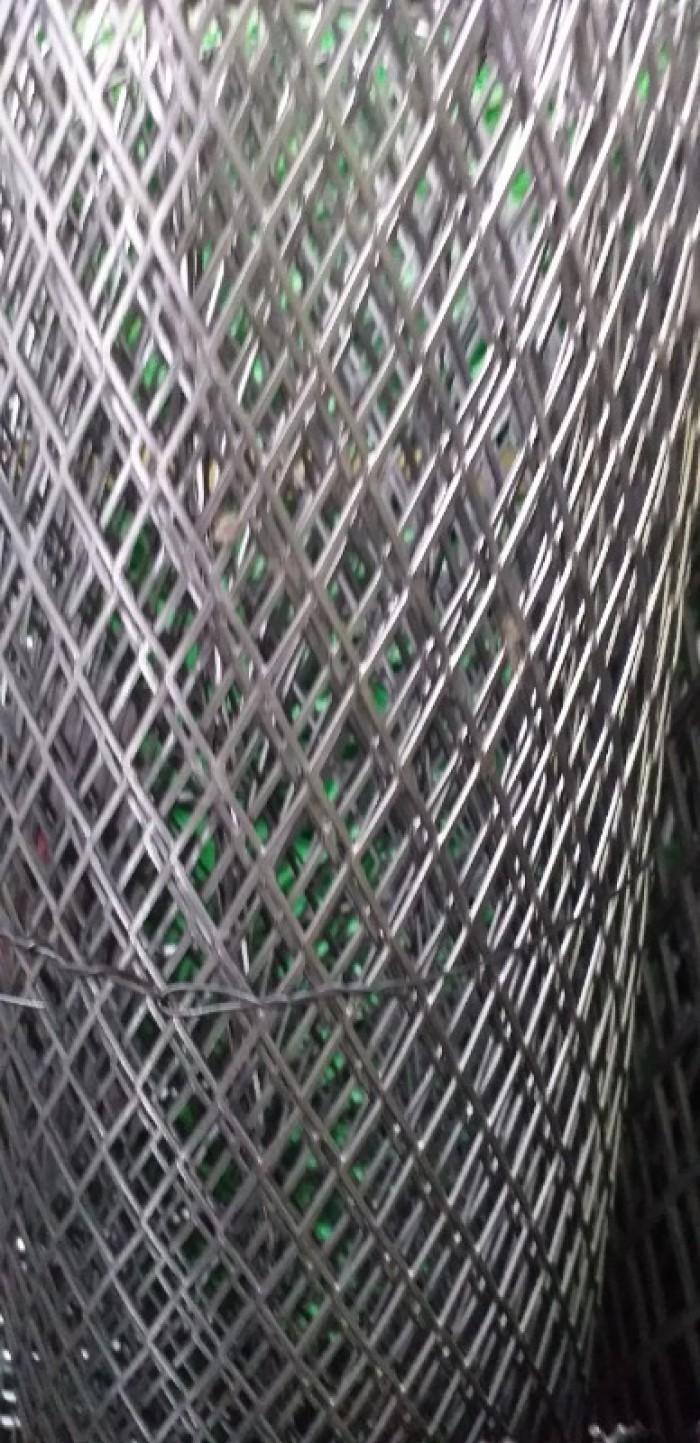 Lưới trám, lưới hình thoi, lưới kéo giãn hàng sẵn kho17