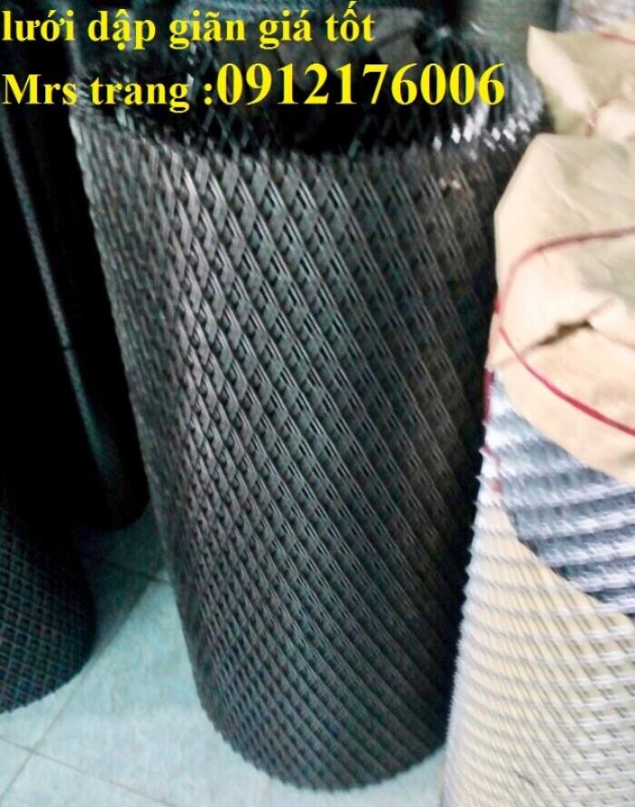 Lưới trám, lưới hình thoi, lưới kéo giãn tại Nhật minh hiếu15