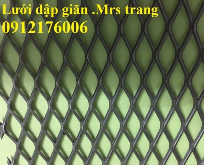 Lưới trám, lưới hình thoi, lưới kéo giãn tại Nhật minh hiếu5