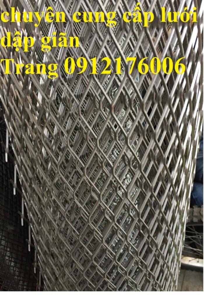 Lưới trám, lưới hình thoi, lưới kéo giãn tại Nhật minh hiếu13