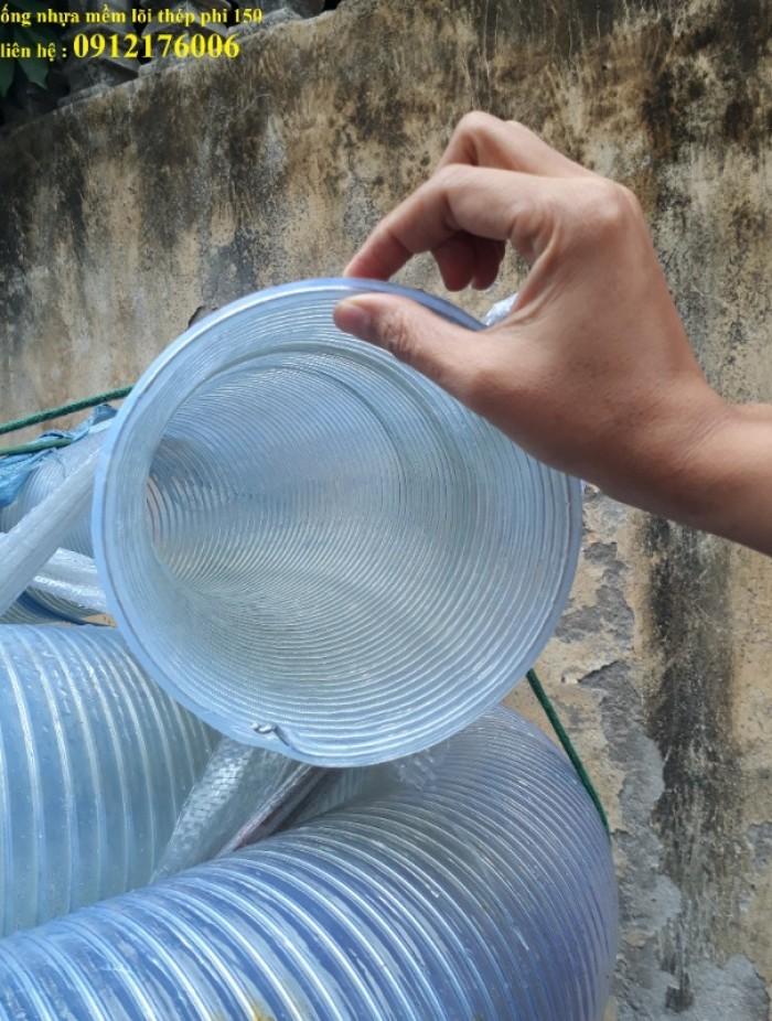 Ống nhựa lõi thép dẫn dầu dẫn nước12