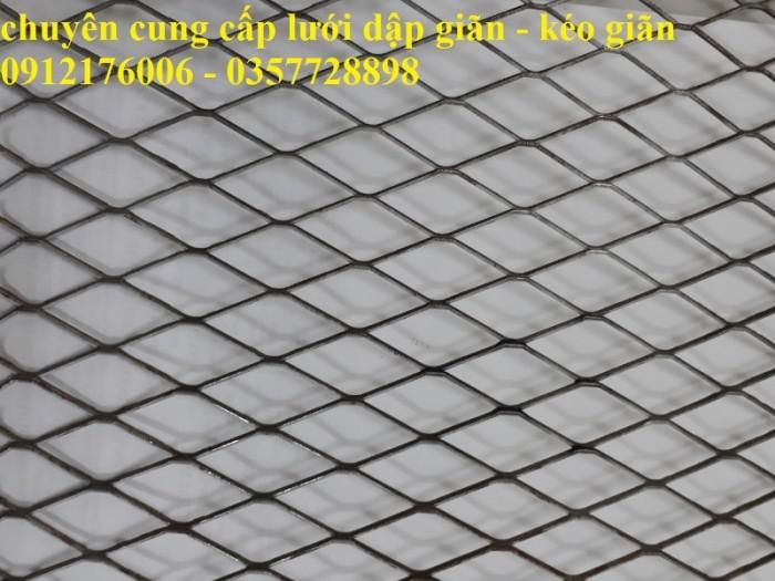 Lưới trám, lưới hình thoi, lưới kéo giãn tại Hà Nội3