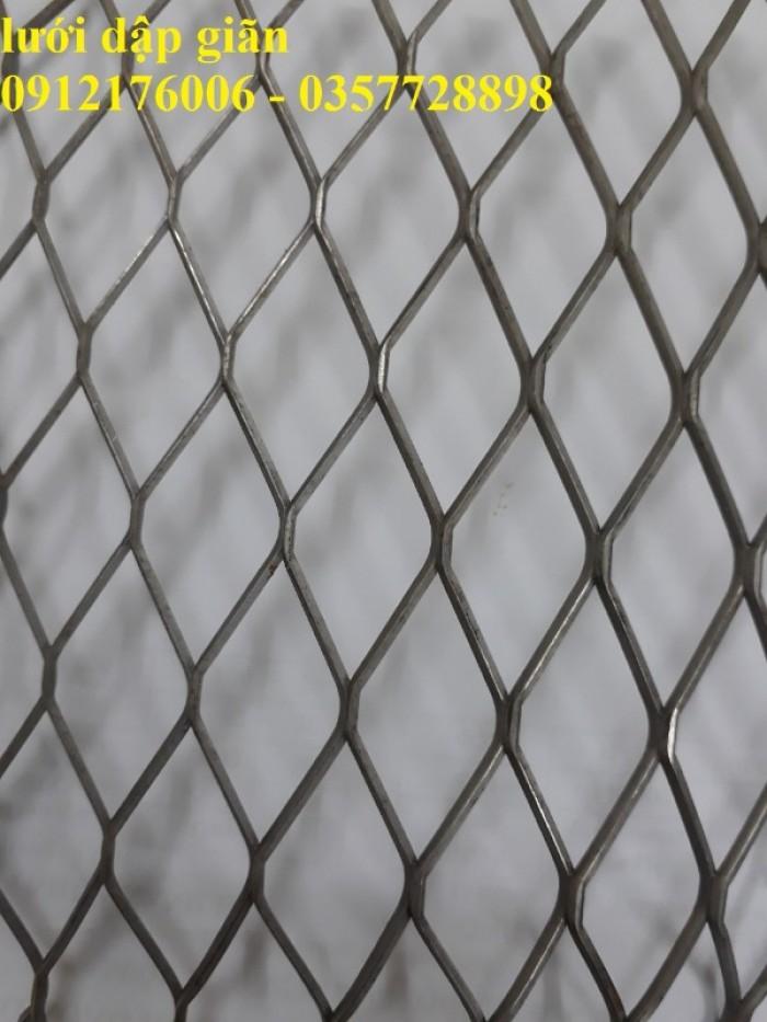 Lưới trám, lưới hình thoi, lưới kéo giãn tại Hà Nội11