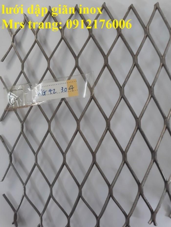 Lưới trám, lưới hình thoi, lưới kéo giãn tại Hà Nội14