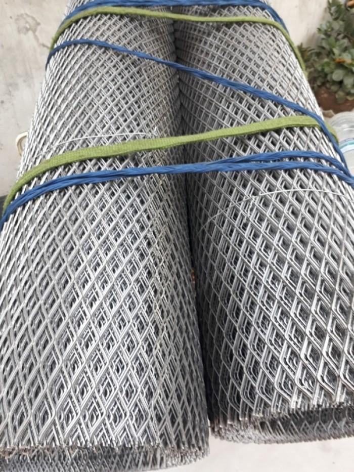 Lưới trám, lưới hình thoi, lưới kéo giãn tại Hà Nội17