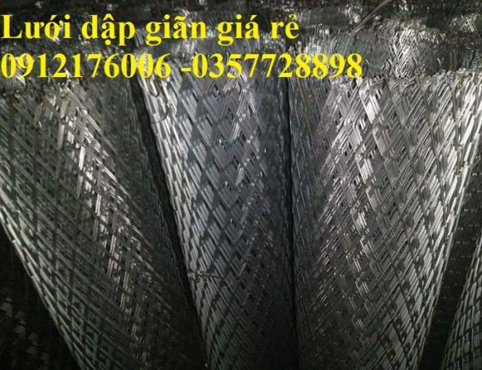 Lưới trám, lưới hình thoi, lưới kéo giãn tại Hà Nội9