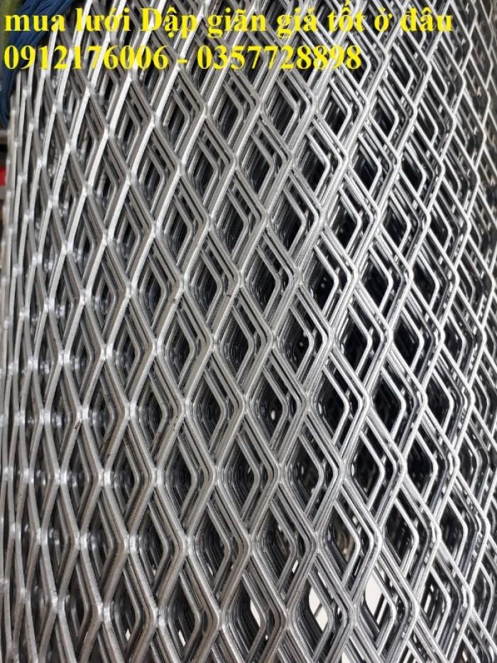 Lưới trám, lưới hình thoi, lưới kéo giãn tại Hà Nội19