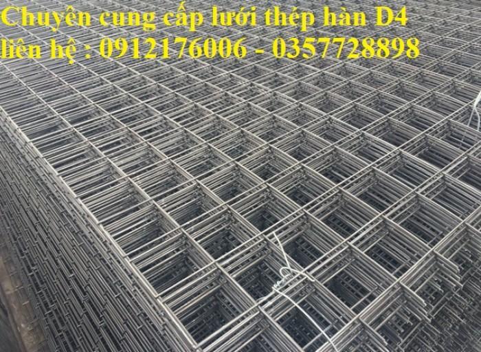 Lưới Thép Hàn D8 a 200x20015
