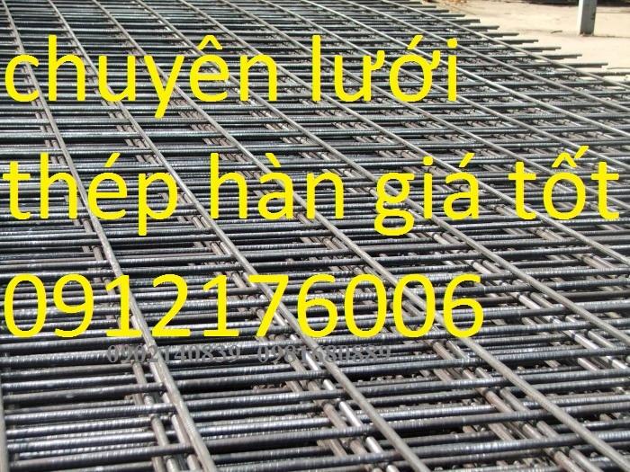 Lưới Thép Hàn D8 a 200x20011