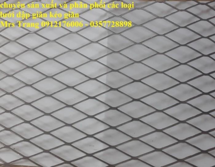 Lưới trám, lưới hình thoi, lưới kéo giãn tại Hà Nội1