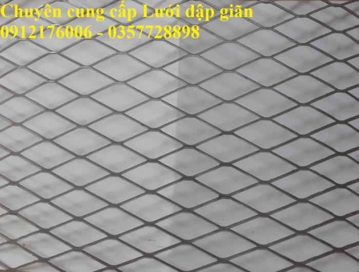 Lưới trám, lưới hình thoi, lưới kéo giãn tại Hà Nội4