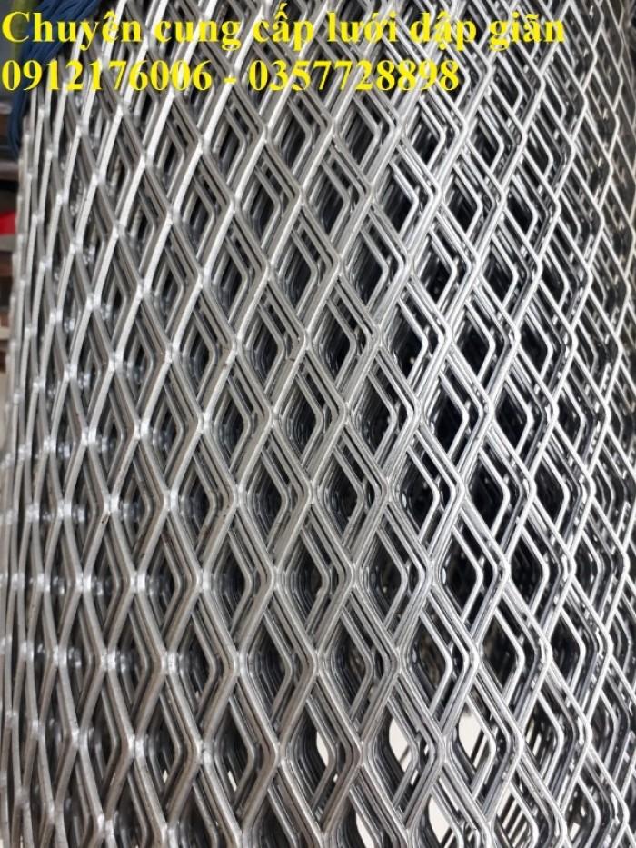 Lưới trám, lưới hình thoi, lưới kéo giãn tại Hà Nội16