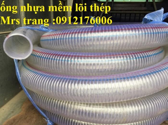 Ống nhựa mềm lõi thép phi 38, 42, 40, 76...  giá tốt hàng có sẵn kho2