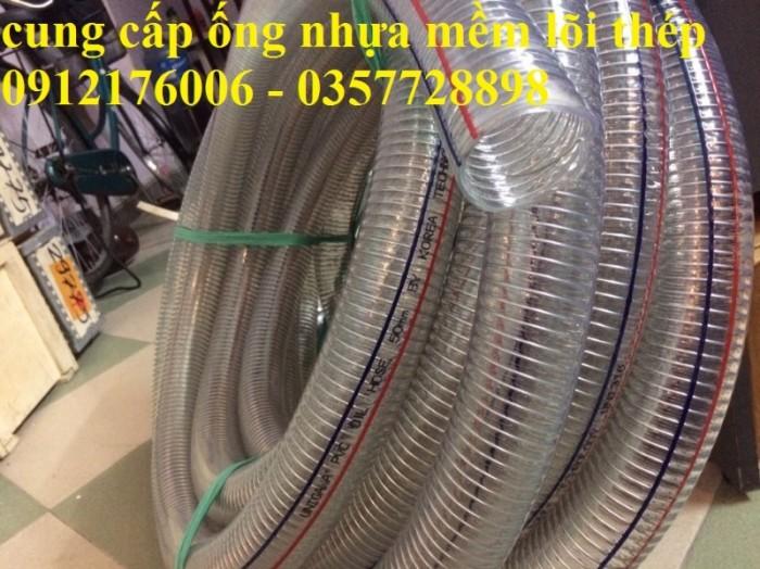 Ống nhựa mềm lõi thép phi 38, 42, 40, 76...  giá tốt hàng có sẵn kho5