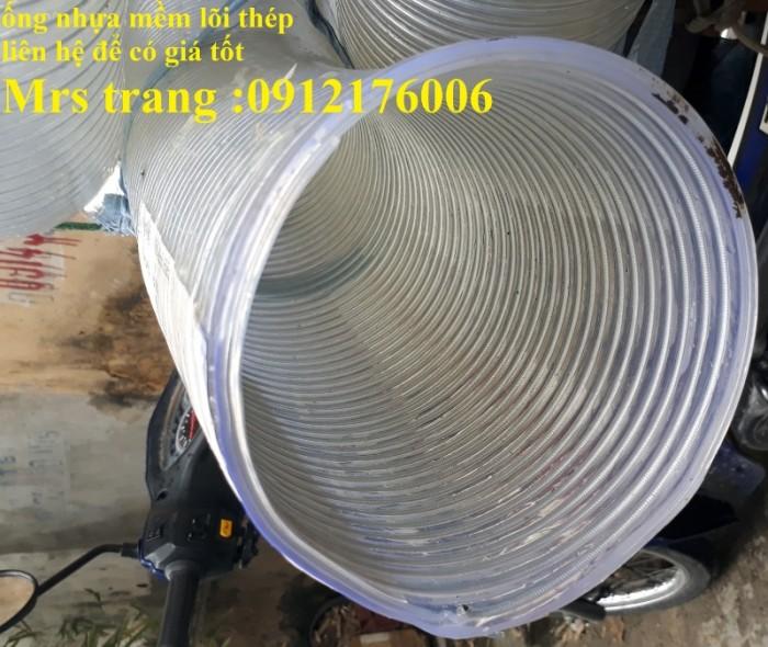 Ống nhựa mềm lõi thép phi 38, 42, 40, 76...  giá tốt hàng có sẵn kho6