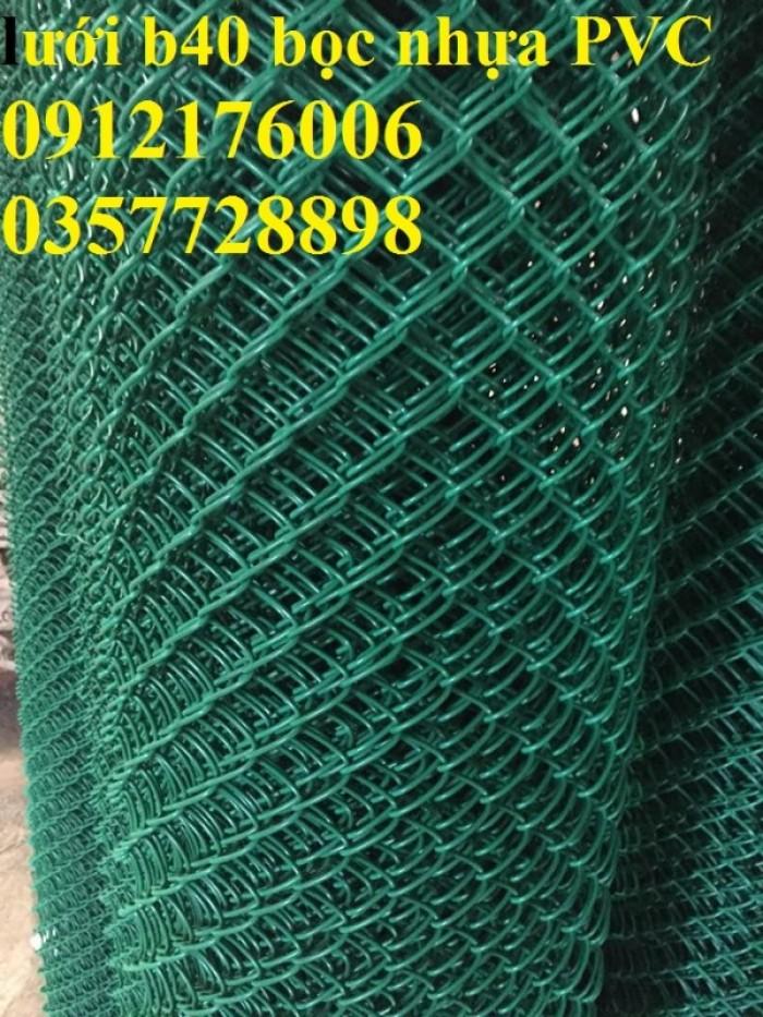 Lưới B40 bọc nhựa giá tốt9