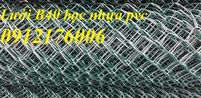 Lưới B40 bọc nhựa giá tốt5
