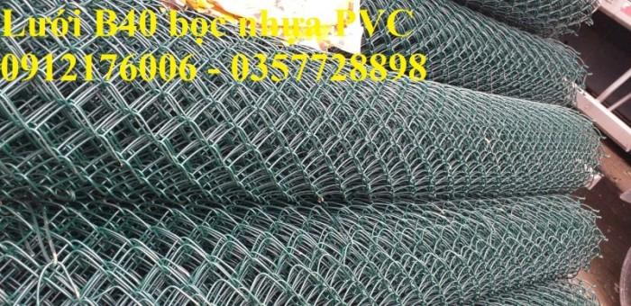 Lưới B40 bọc nhựa giá tốt6
