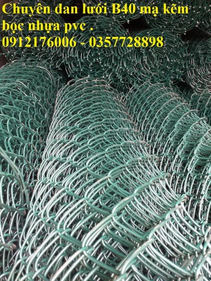Lưới B40 bọc nhựa giá tốt17