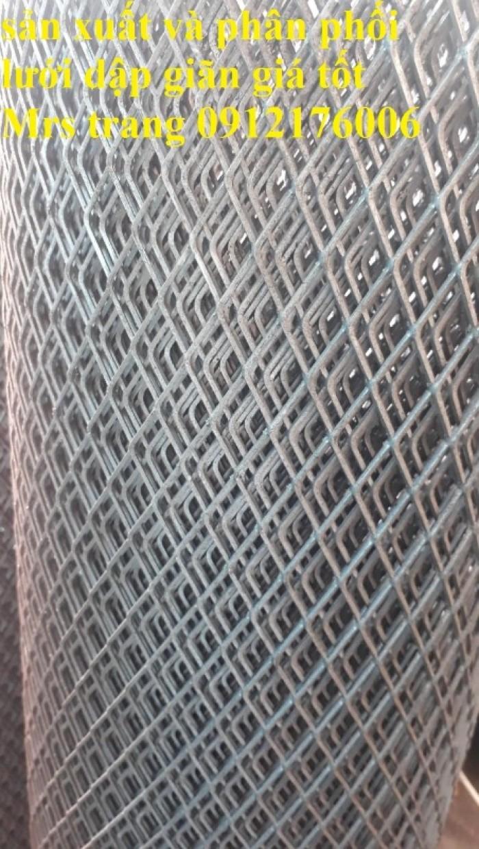 Lưới dập giãn Lưới trám18