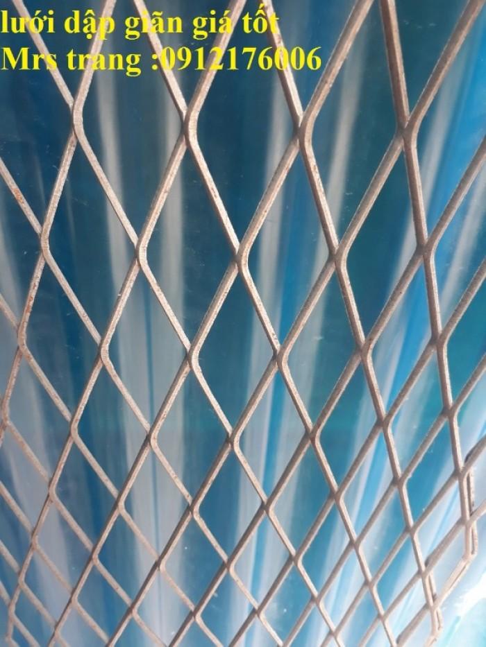 Lưới dập giãn Lưới trám14