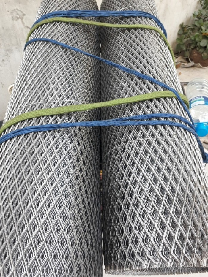 Lưới dập giãn Lưới trám20