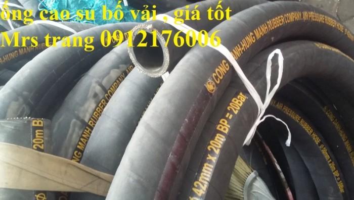 Ống Cao Su Mành Thép Phun Vẩy Bê Tông Phi 6,8,10,12......10