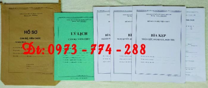 Bộ hồ sơ công chức viên chức2