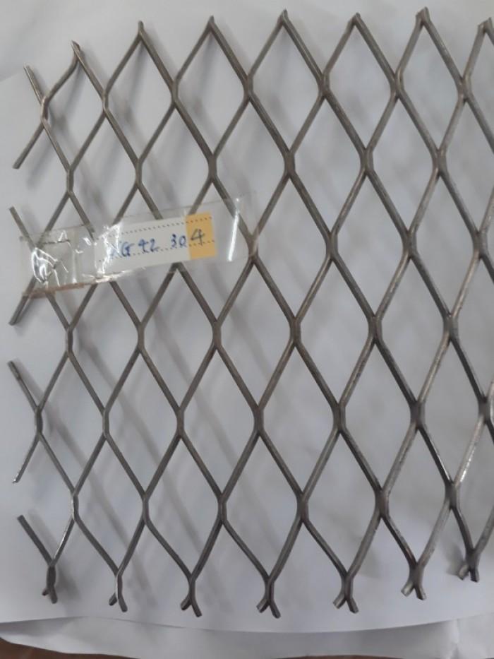 Lưới thép kéo giãn, lưới hình thoi XG, lưới XS.10