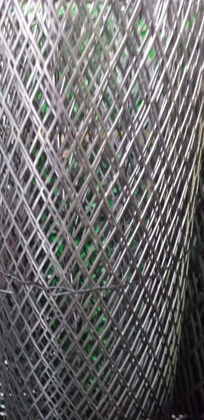 Lưới thép kéo giãn, lưới hình thoi XG, lưới XS.15