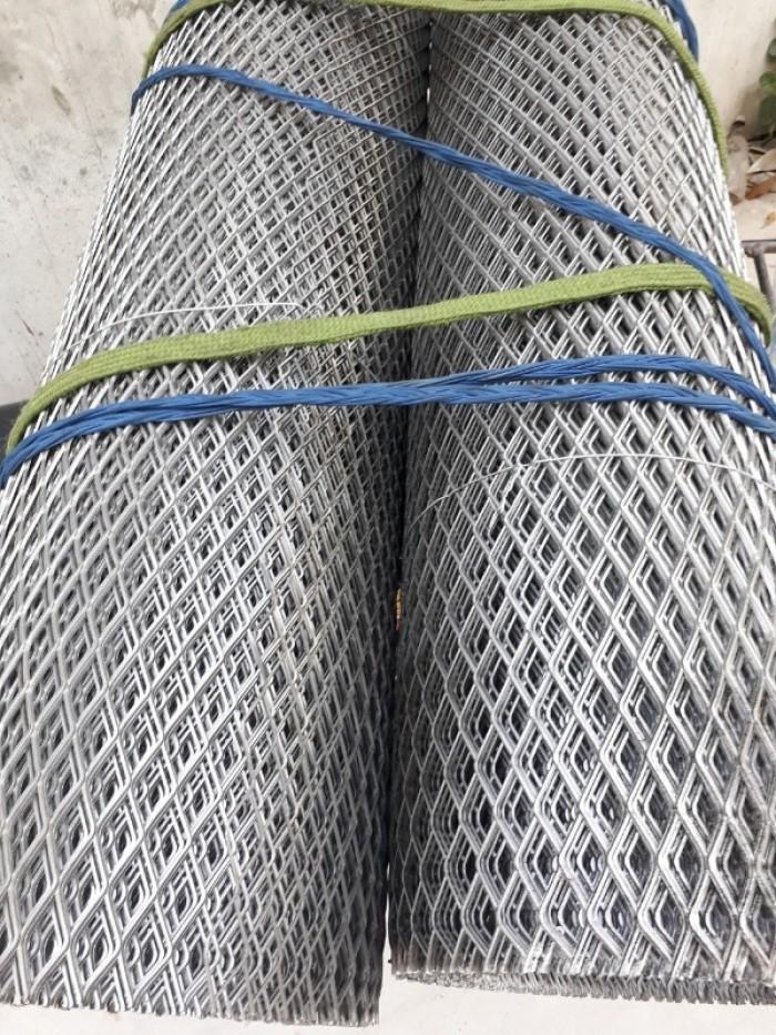 Lưới thép kéo giãn, lưới hình thoi XG, lưới XS.16