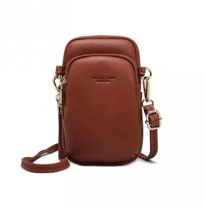 Túi đeo chéo đựng điện thoại 2 ngăn Forever Young6