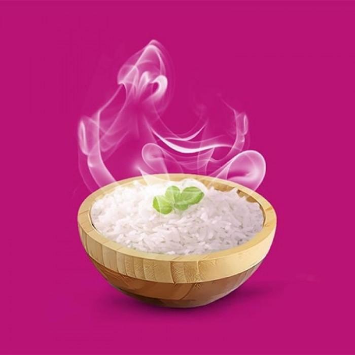 Gạo dẻo thơm Long Châu 66 - 5kg