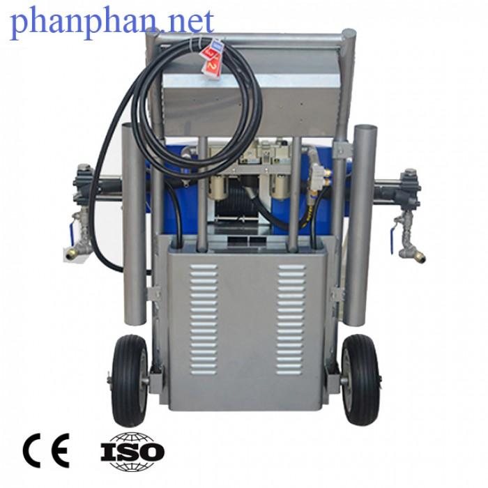 máy phun foam PU polyurethane và polyurea ah-3000- Cty CÔNG NGHỆ PU VIỆT NAM