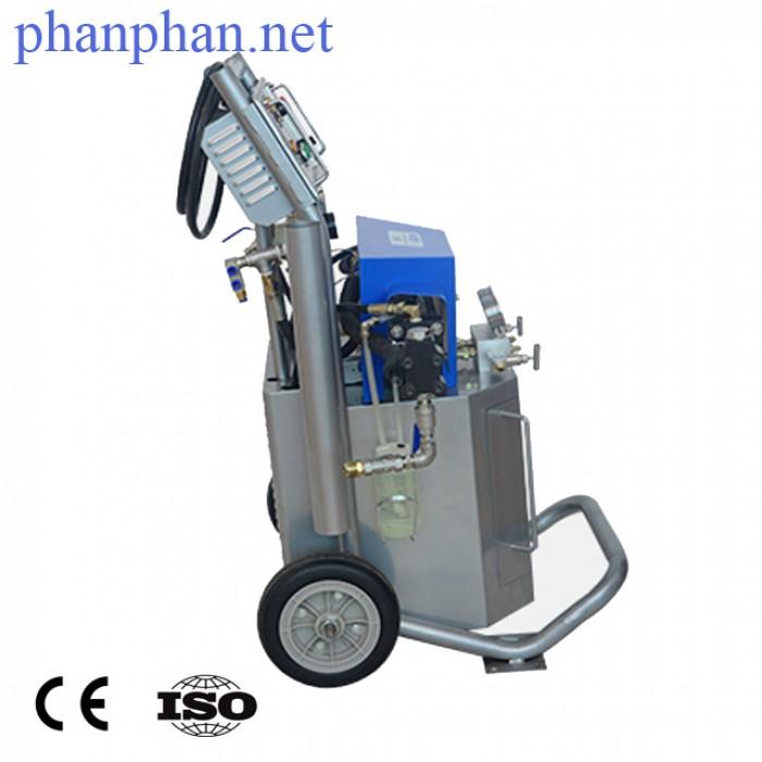 máy phun foam PU polyurethane và polyurea ah-3000 - 0972142916